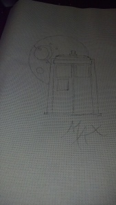 Preliminary Drawing for Project Max